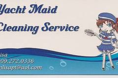 Offering: Yacht Maid Cleaning Service