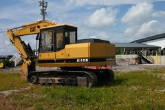 Vermieten: Preview Caterpillar E110B GA Savannah Renting