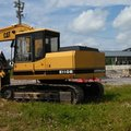 Renting Out with per Day Availability Calendar: Preview Caterpillar E110B GA Savannah Renting