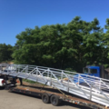 Selling: Aluminum Docks & Marine Gangways