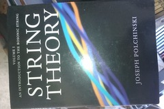 Myydään: String Theory  Vol1. An Introduction to the Bosonic String