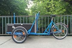 Fahrzeug-Verleih: Lastenrad | Wochenmiete
