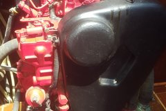 Selling: Westerbeke 5k generator