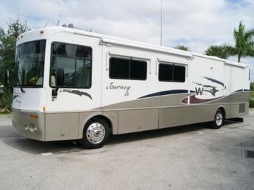 Standard Renting (Allow renters to request dates or get more Information from you the owner): 2002 Winnebago Journey DL