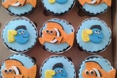 Vendendo: Cupcakes - Procurando Dory (20 Unidades).