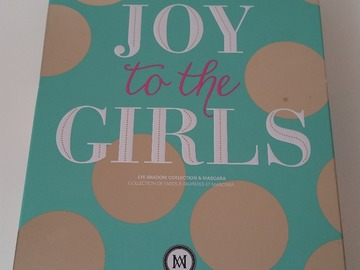 Venta: Paleta JOY TO THE GIRLS de Too Faced