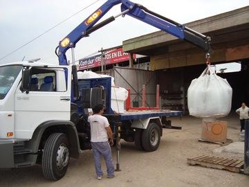 En alquiler: Camión con Hidrogrua 10T