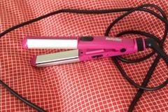 Myydään: Small hair straightener (+ curler)
