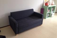 Myydään: Sofa with bed