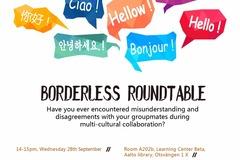 Tarjotaan: Workshop event on Wednesday!