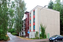 Annetaan vuokralle: A nice room in a shared apartment (Espoo)