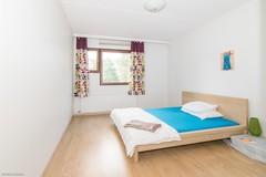 Myydään: IKEA MALM bedframe. Fits mattress(es) of size 160 cm x 200 c
