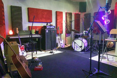 Renting out: The Barber Shop Recording Studio