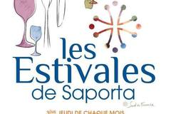 Information: Les Estivales de Saporta - 20/10 - 17/11 - 15/12