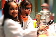 Offering a Service : SCIENCE BIRTHDAY PARTY (5Y-12Y)