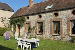 Accommodation: Gites du haras de la fontaine