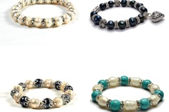 Sell: (60) Fresh Water Pearl Women Bracelets Jewelries -PRICE DROP