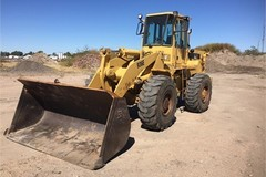 Renting Out with per Day Availability Calendar: Test Renting Wheel Loader