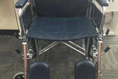 Selling: Portable Large Wheelchair