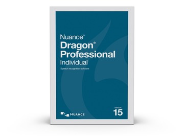 Selling: Speech Recognition : Dragon Pro Individual 15 for PC