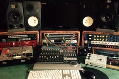 Renting out: The Salon - Programming/Mixing/ Overdub Recording Studio