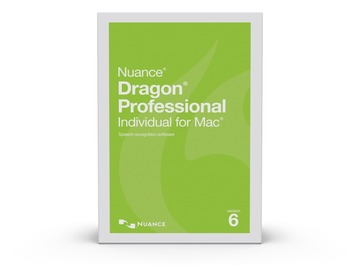 Selling: Speech Recognition : Dragon Pro Individual v6 for Mac