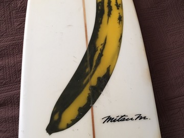 For Rent: Mitsu Custom Performance Longboard 9'0 Velvet Underground