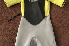 For Rent: Xcel Wetsuit 2.0 kids size 8