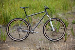 Daily Rate: Niner SIR 9 Custom Steel Hardtail 29er - X-Large