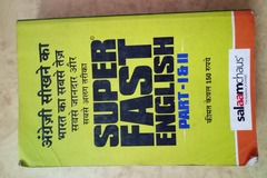 Selling: Super fast English