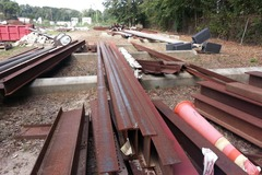Selling Products: Preview Steel I-Beams Selling Lot Size