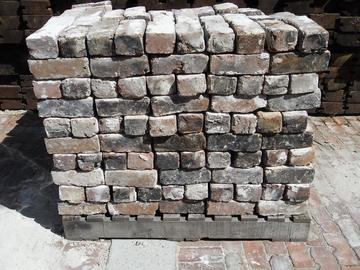 Selling Products: Preview Savannah Grey Bricks Selling Lot Size