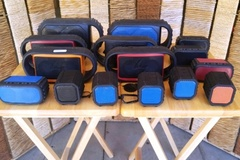 Selling: (15pc)  ECOXGEAR Bluetooth Rugged Speakers