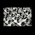 Selling: 50 Stainless steel rings get them before they gone !  3 left