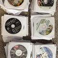 Sell: Lot of 75 games for XBOX 360 and Sony PS3 Buffed and sleeved