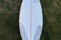 For Rent: 5'7 Cloud Nine Single Fin