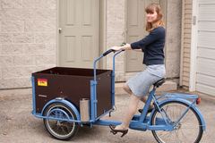 Renting out: Various Dutch Cargo Bikes