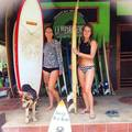 Renting out: Salty's Surfboard Rentals