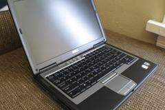 Bulk Lot: Five (5) Dell Latitude D630 Laptop Computers - Windows XP