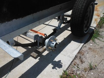 Offering: Boat Trailer Maintenance and/or Repair - Sarasota, FL