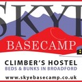 Accommodation: Skye Basecamp