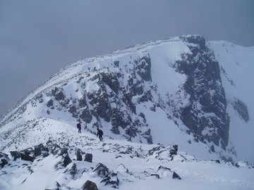 Service/Event: Scottish Winter Climbing and Mountaineering