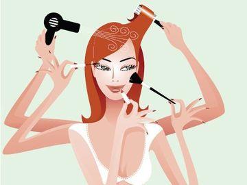 Venta: Peluquera y Maquilladora a domicilio