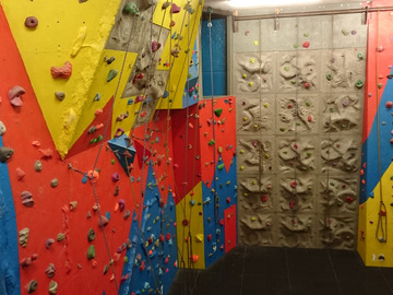 Service/Event: Indoor Climbing Tuition