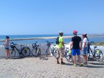 To buy: Bike tour (Tavira / Cacela-Velha)