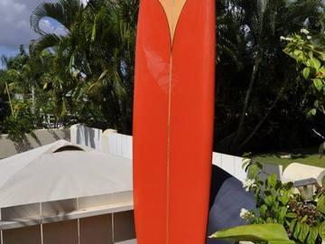"""For Rent: 10'0""""  Custom Longboard Surfboard"""