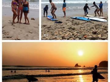 Excursion or Lesson: Alex's Surf School