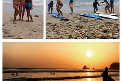 Excursion or Lesson: Alex's Surf School