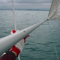 Selling: NEW sailboat whisker poles - made in Canada