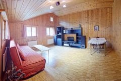 Accommodation: Bodhi Chalet 2 1/2 room apartment next to Magic Wood
